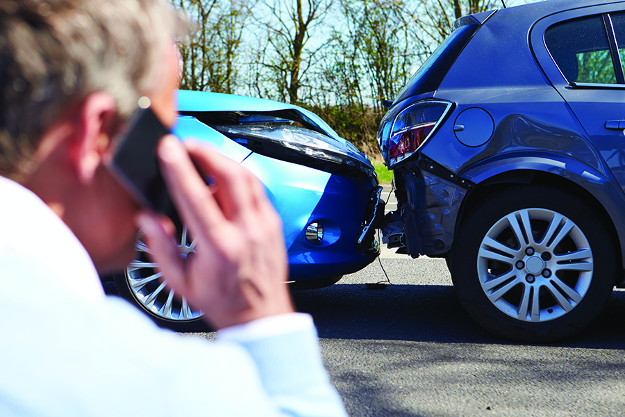 distracted driving can lead to accidents