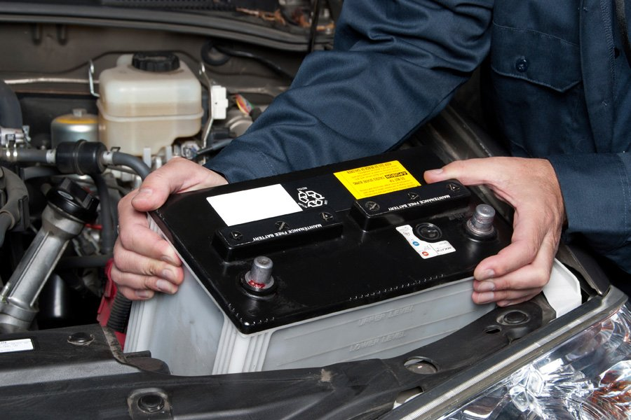 Choosing a Replacement Battery