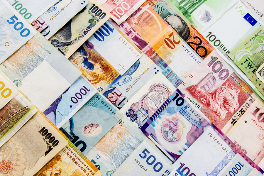 Foreign Currency - AAA Financial