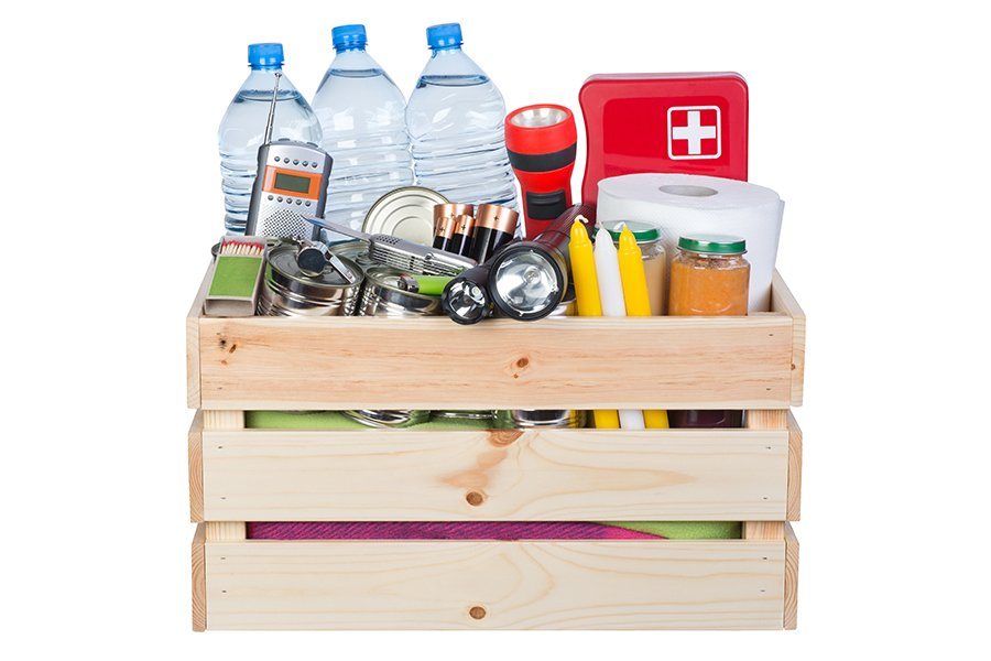 Pack an Emergency Kit; Check It Twice a Year