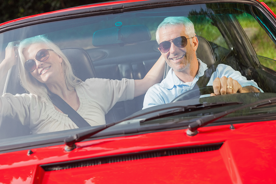 Eight Safety Tips for Mature Drivers