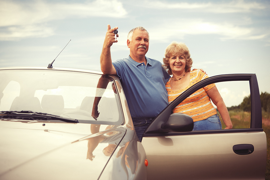 Driving Fitness as We Age