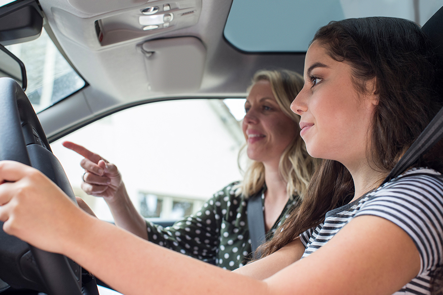 Five Rules for Teen Drivers