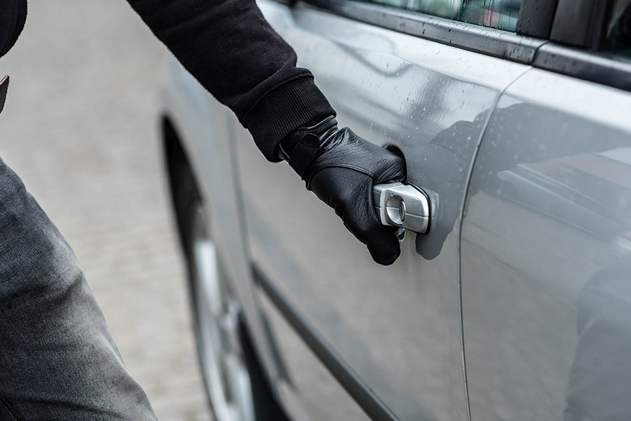 During National Vehicle Theft Prevention Month, take a few important steps to protect your vehicle from theft.