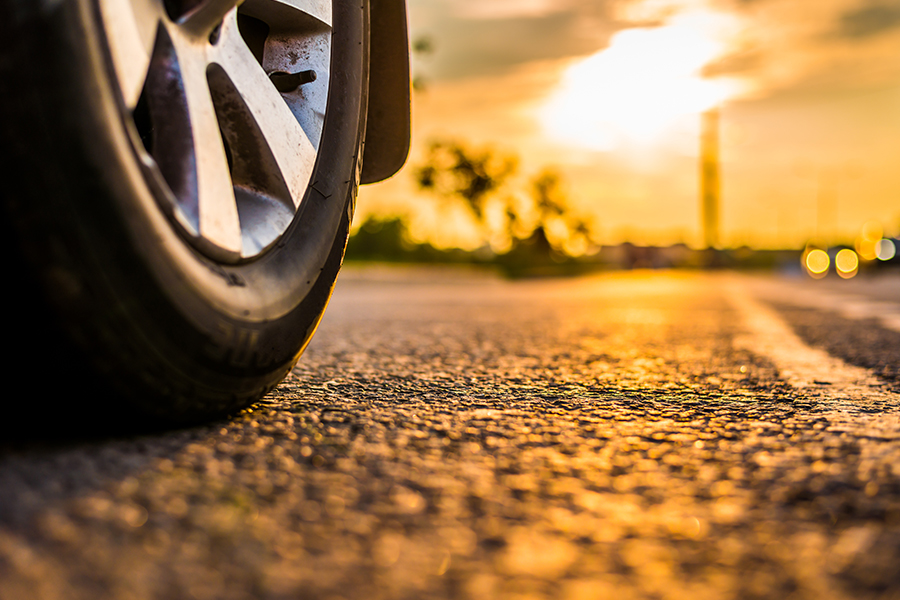 Tread Lightly - Worn tires put drivers at risk