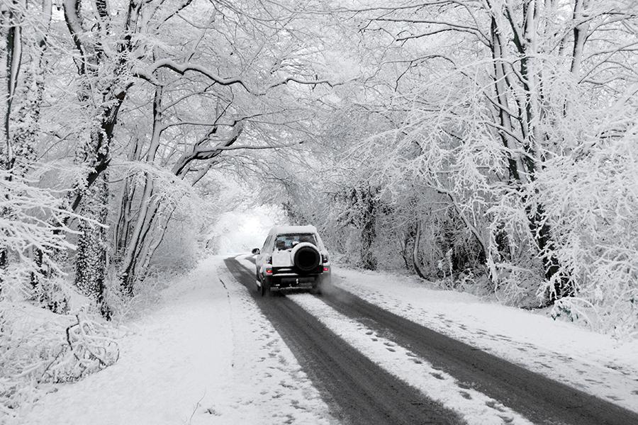Dashing Through the Snow - AAA Automotive