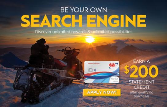 AAA Member Rewards Visa® Credit Card