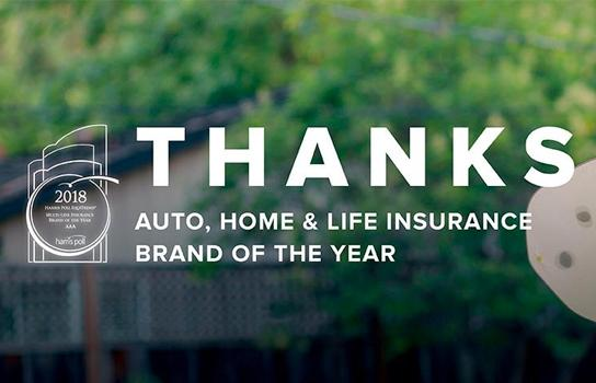 2017 Harris Poll EquiTrend® Auto Insurance Brand of the Year