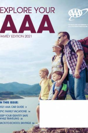 Explore Your AAA Family Edition 2021