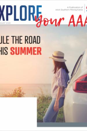 Explore Your AAA July/August 2020