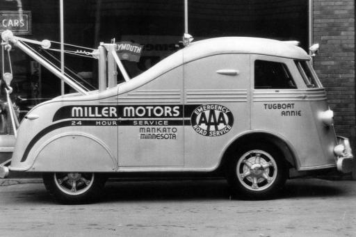 AAA History