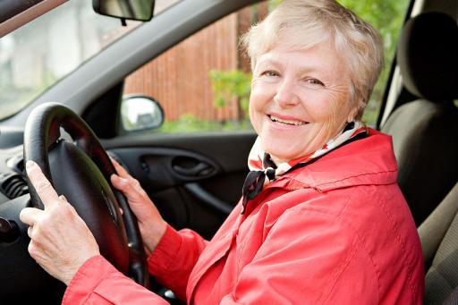 RoadWise Driver for Seniors