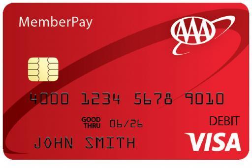 MemberPay Visa Prepaid Card