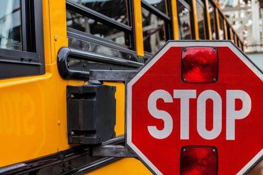 School's Open – Drive Carefully