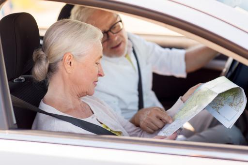 RoadWise Driver for Seniors