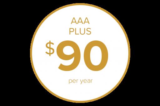 AAA Plus Membership