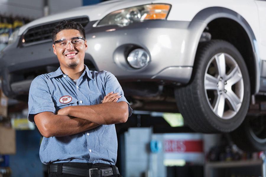 Schedule Auto Repair