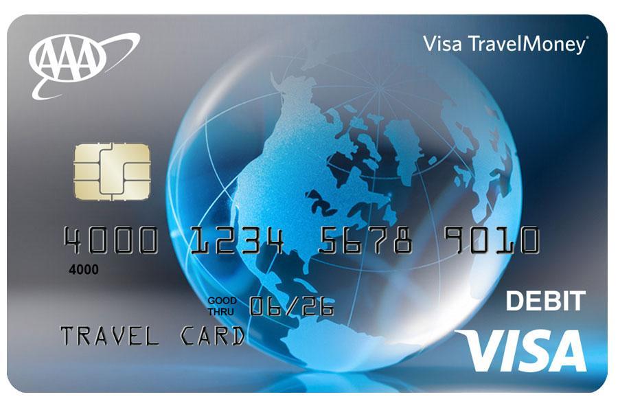 Visa TravelMoney Card